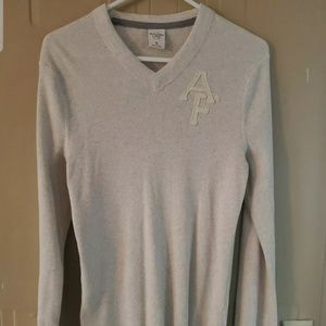 Abercrombie & Fitch Men's Long Sleeve Thermal S